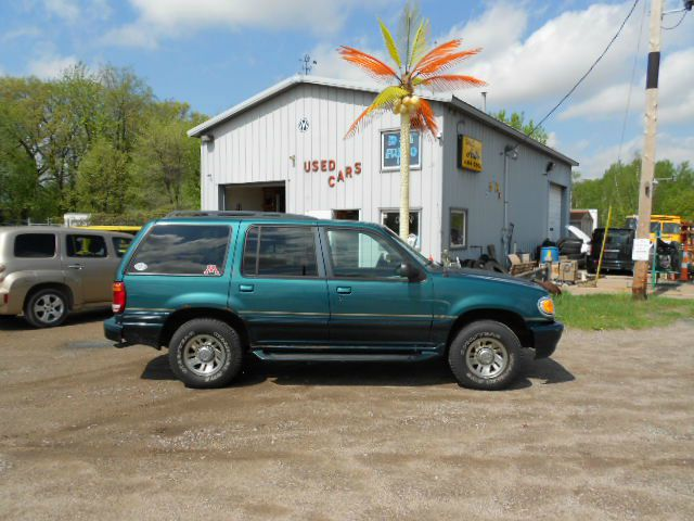 1998 Mercury Mountaineer for sale