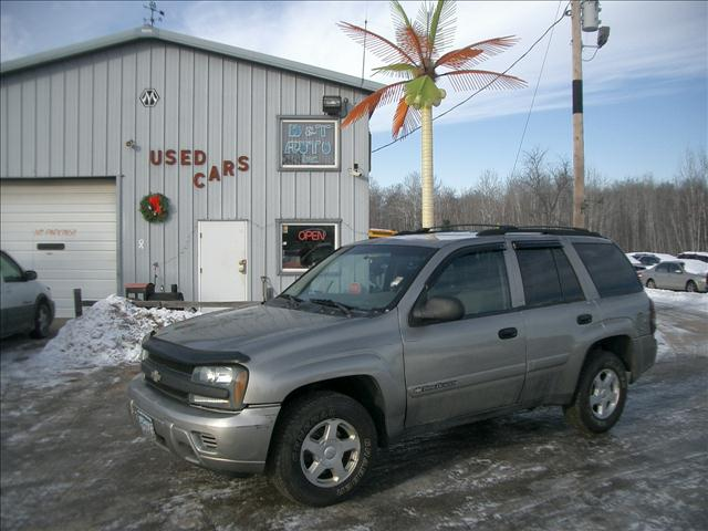 2002 Chevrolet TrailBlazer for sale
