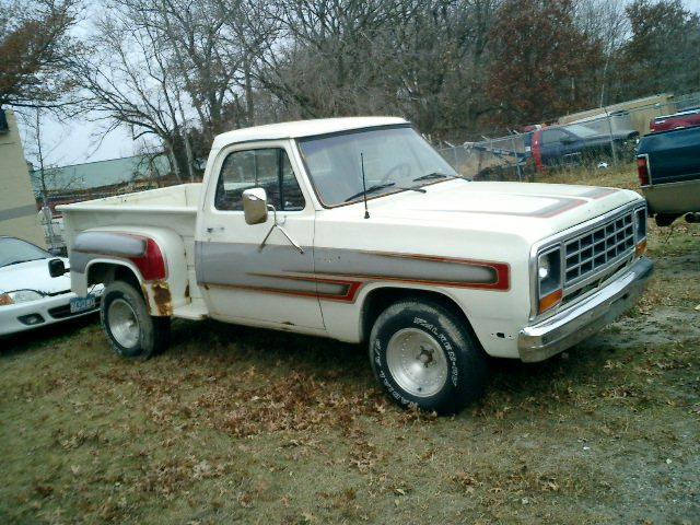 1984 Dodge D150 Pickup for sale