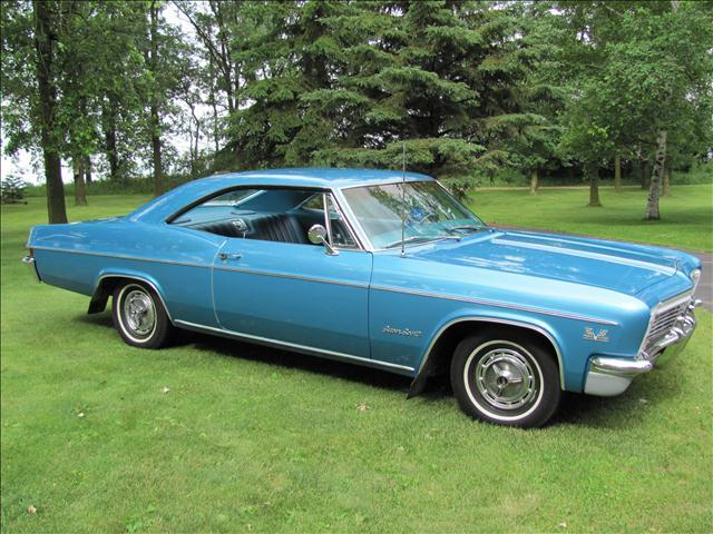 1966 Chevorlet SS Impala for sale