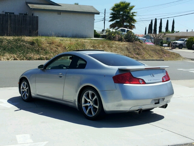 2003 Infiniti G35 Base - SPRING VALLEY CA