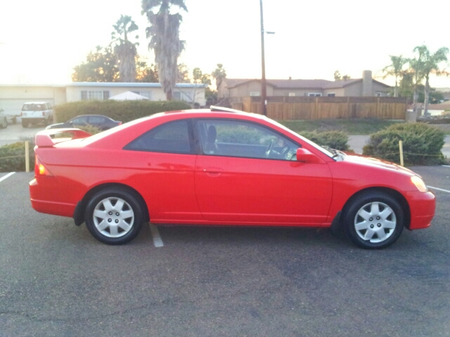 2001 Honda Civic EX coupe - SPRING VALLEY CA