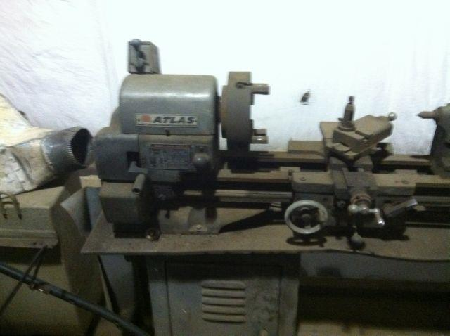 1987 Atlas Lathe  - Elizabeth PA