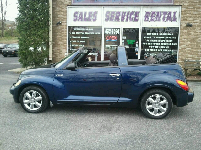 2005 Chrysler PT Cruiser Touring - Dillsburg PA
