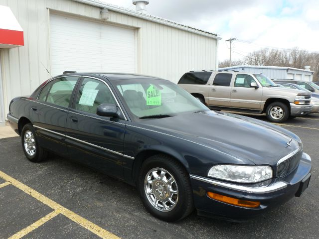 2001 Buick Park Avenue