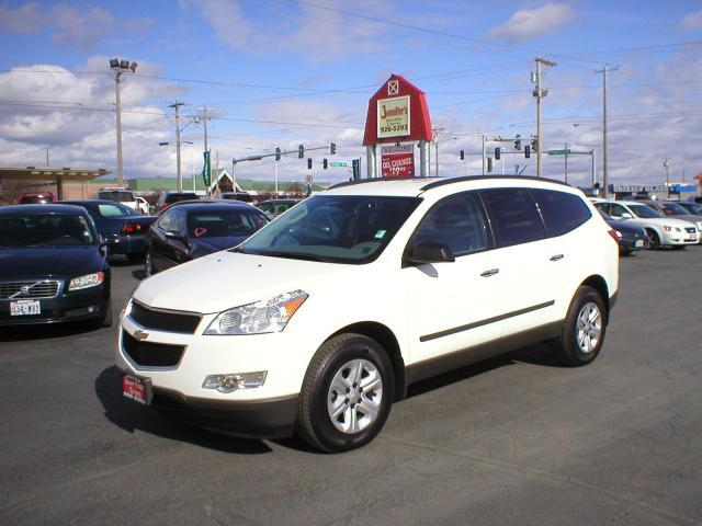 Tothego - 2011 Chevrolet Traverse_1