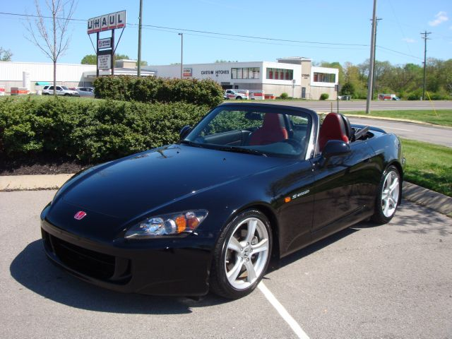 2008 Honda S2000