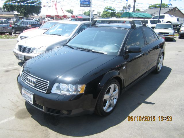 2003 AUDI A4 18T QUATTRO black 4wdawdabs brakesair conditioningalloy wheelsamfm radioanti-