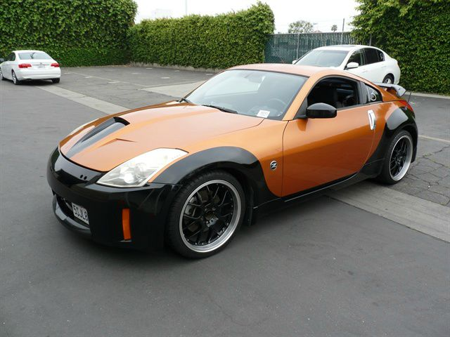 2006 NISSAN 350Z cooper wow check out this one of a kind 350z ready for immediate delivery call n