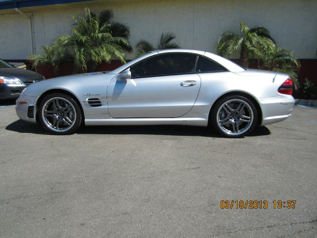 2005 MERCEDES-BENZ SL-CLASS SL65 AMG silver abs brakesair conditioningalloy wheelsamfm radioa