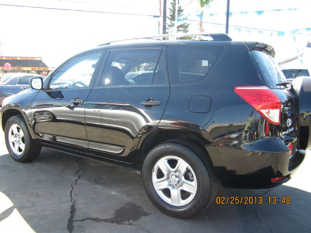 2007 TOYOTA RAV4 BASE I4 2WD WITH 3RD ROW black abs brakesair conditioningamfm radioanti-brake