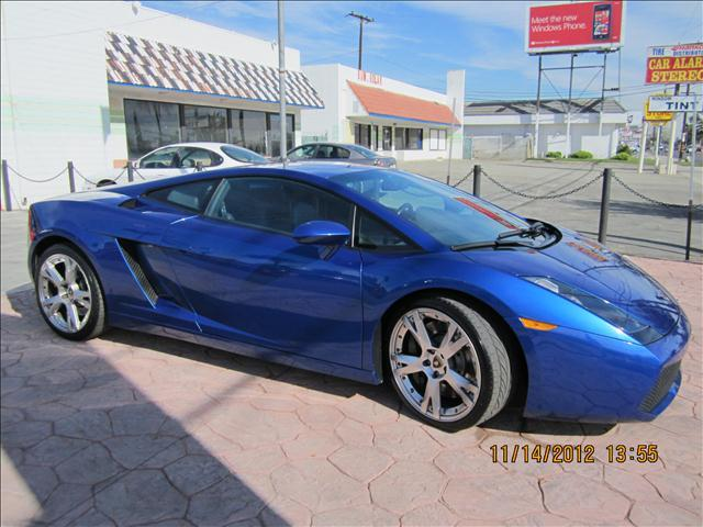 2004 LAMBORGHINI GALLARDO blu caelum meta this vehicle will be only viewed by appointment only s