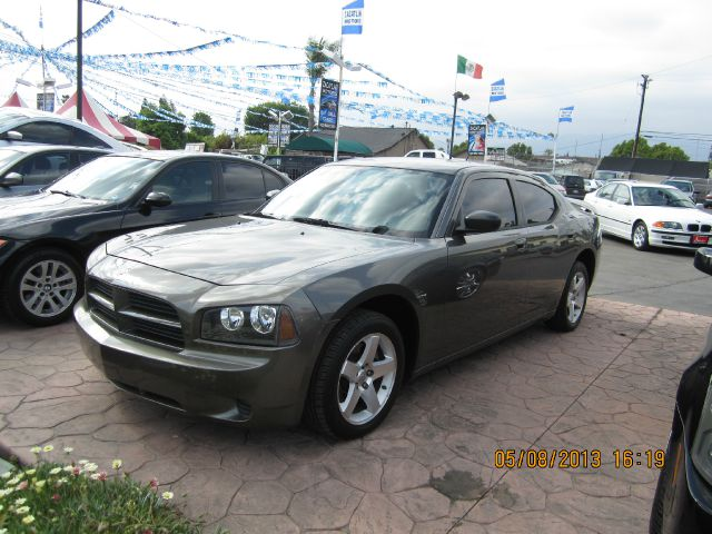 2008 DODGE CHARGER SE grey air conditioningamfm radioanti-brake system 4-wheel absbody style