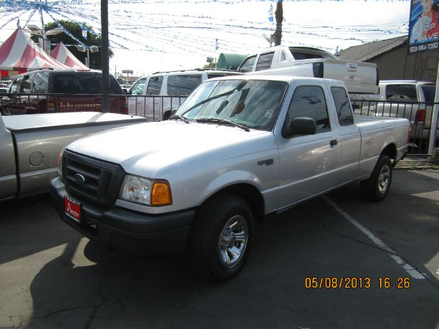 2005 FORD RANGER XLT SUPERCAB 2-DOOR 2WD silver abs brakesair conditioningamfm radioanti-brake