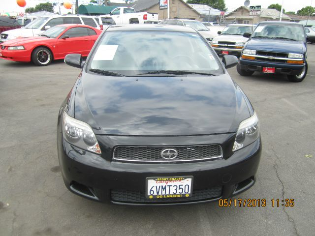 2007 SCION TC SPORT COUPE black abs brakesair conditioningalloy wheelsamfm radioanti-brake sy