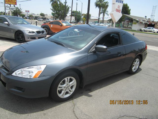 2006 HONDA ACCORD EX COUPE AT W LEATHER NAV X charcol abs brakesair conditioningalloy wheels