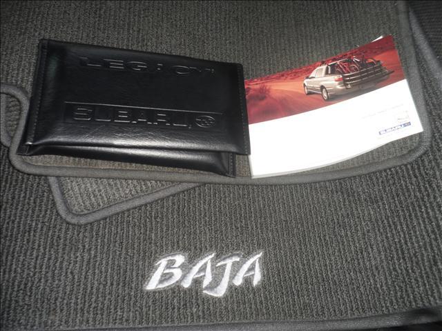 Image 11 of 2005 Subaru Baja Sport…