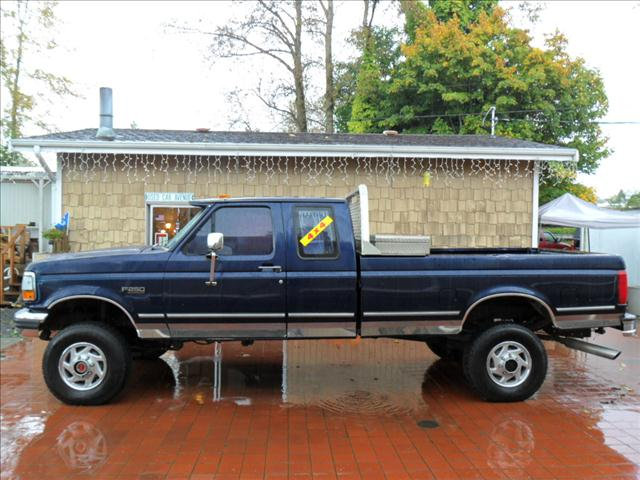 1994 Ford F250 XL 4WD - Snohomish WA