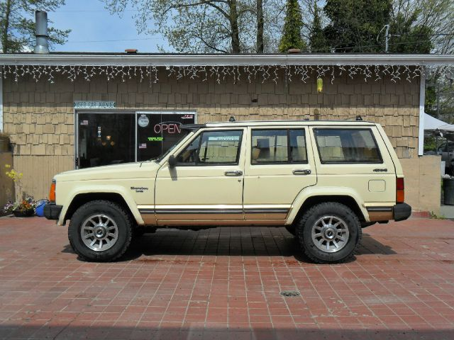 1986 Jeep Cherokee