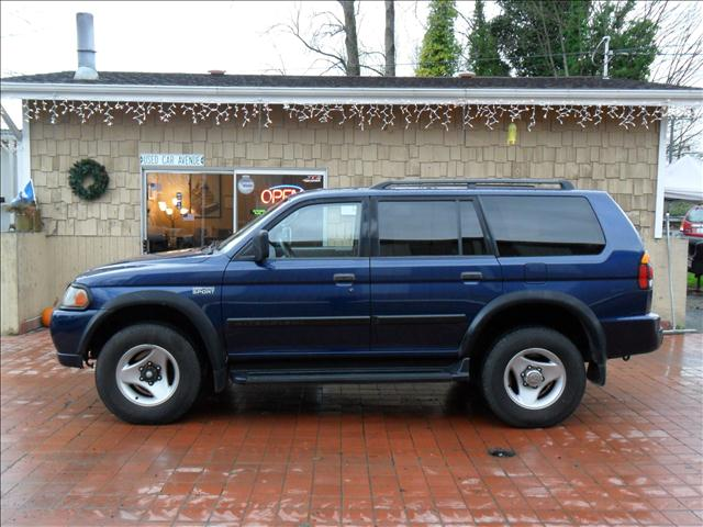 2001 Mitsubishi Montero Sport