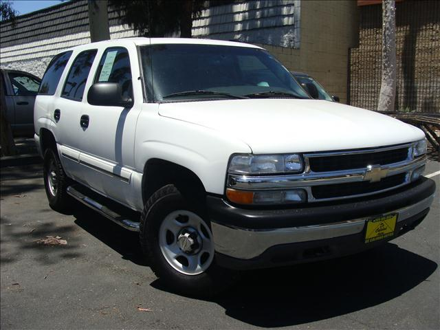 2006 CHEVROLET TAHOE LS Z71 white 1-owner stabilitrak traction control 4 door4 wheel driveair c