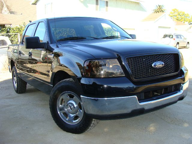 2005 FORD F150 XLT SUPERCREW 2WD black abs brakesair conditioningamfm radioanti-brake system