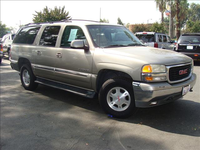 2001 GMC Yukon XL SLT - Montclair CA