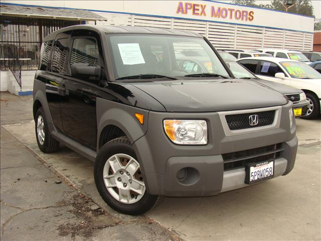 2005 HONDA ELEMENT LX 2WD 4-SPD AT gray clean title report 1-owner  lev ii emmissions variable-