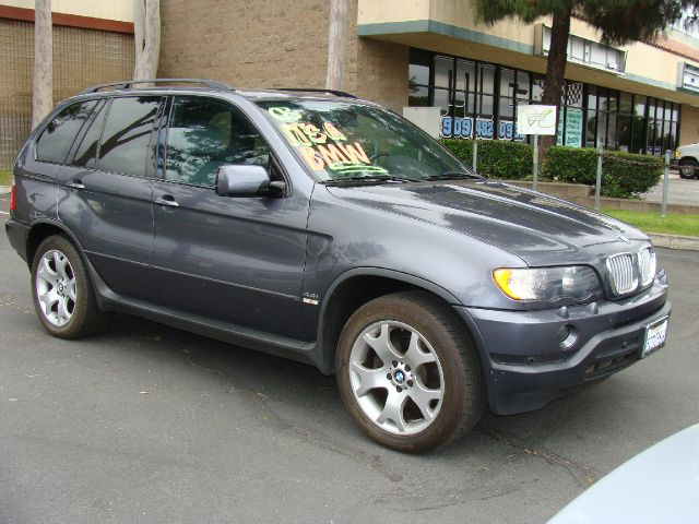 2003 BMW X5 44I gray mothers day special prices good until may 12 2013 4wdawdabs brakesair