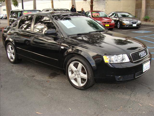 2005 AUDI A4 18T WITH MULTITRONIC black clean carfax and title reports special editionturbo-cha
