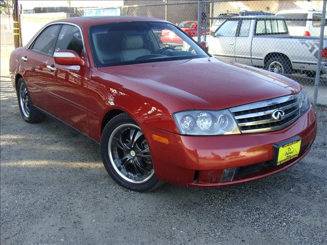 2003 INFINITI M45 SEDAN red clean title transfer bose audio brand with 8 speakers micron air fil