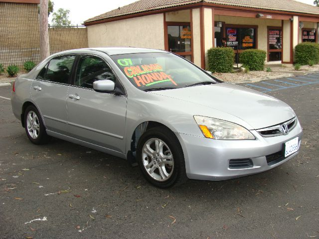 2007 HONDA ACCORD SE SEDAN AT silver clean title mothers day special abs brakesair conditioning