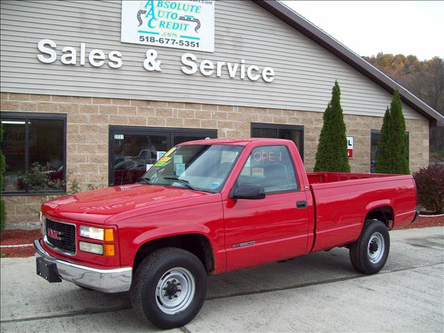 2000 GMC Sierra 3500
