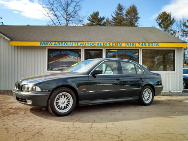 2000 BMW 5 series