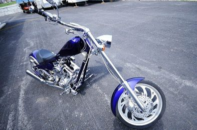 2005 American Ironhorse Chopper - Schaghticoke NY